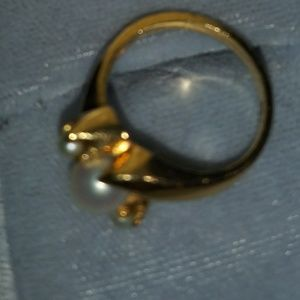 14Kt GOLD with Pearls